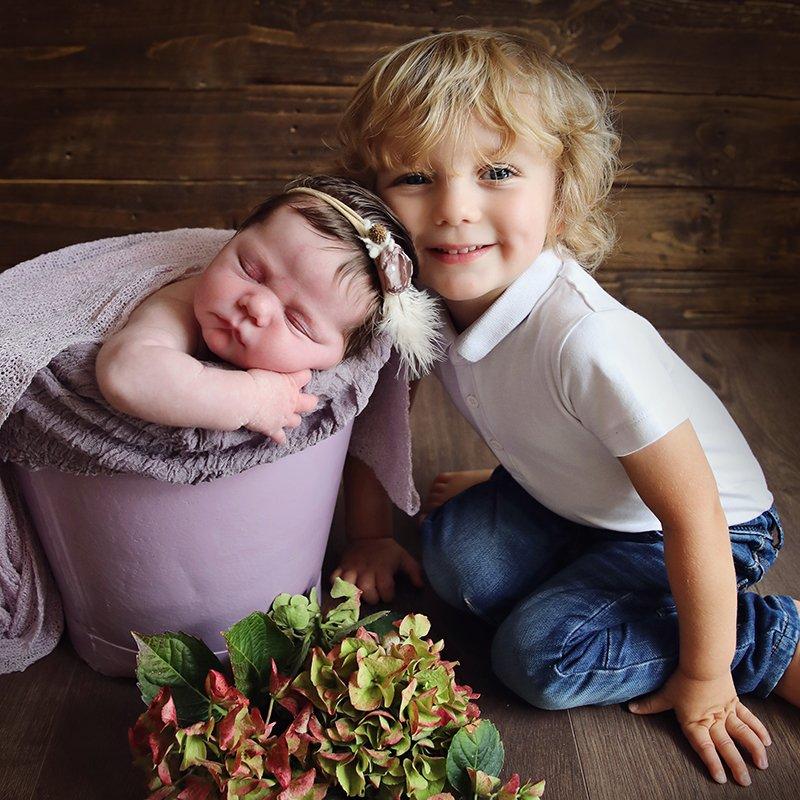 Newborn baby photography hertfordshire
