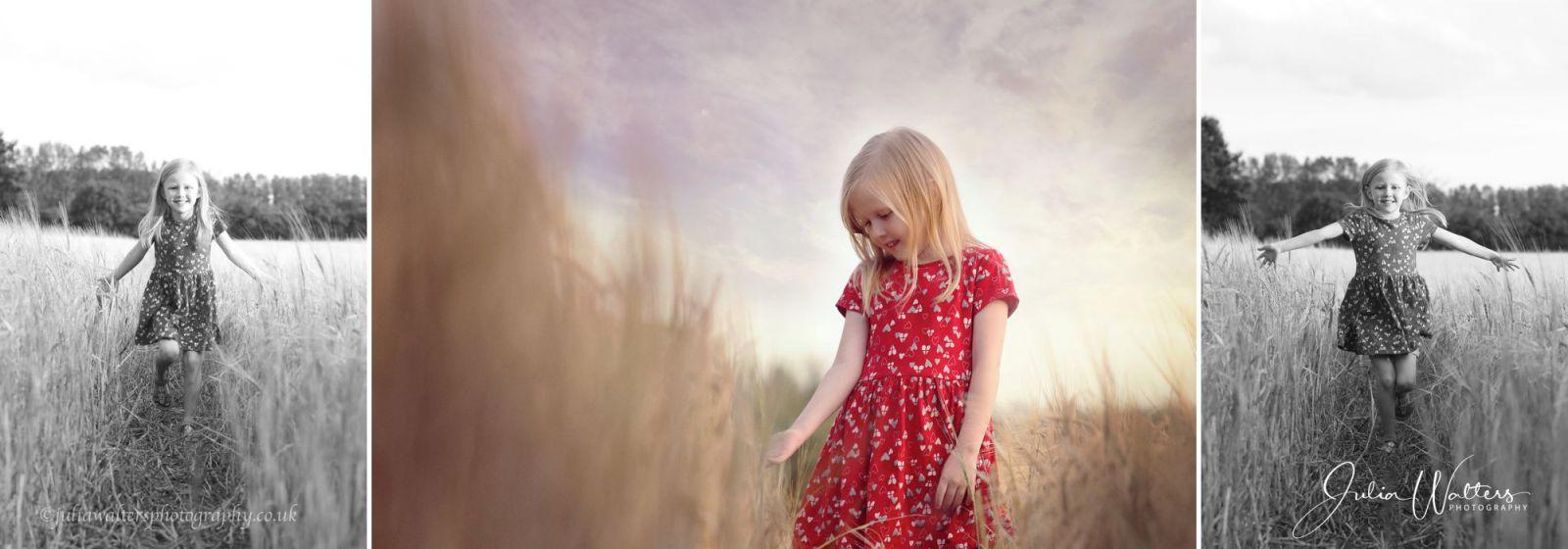 summer Portrait photography